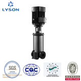 High Pressure Stainless Steel Vertical Multistage Centrifugal Water Booster Pump