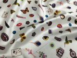 Custom Design 100% Silk Fabric 16mm/19mm/22mommie 6A Grade Satin Silk