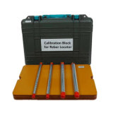Calibration Test Block for Rebar Locator Covermeter