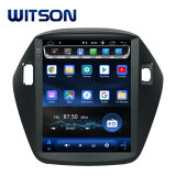 "Witson 9.7"" Big Screen Android 9.0 Vertical Screen Tesla Car DVD for Hyundai IX35"