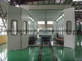 Excellent and High Quality Long Bus Spray Paint Booth