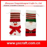 Christmas Decoration (ZY16Y099-1-2 26CM) Christmas Gift Bags in Bulk