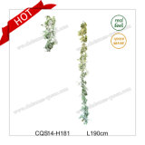 6-7FT Party Supplies Stock Christmas Garland Glass Ornaments Craft