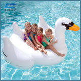 Duck Giant Inflatable Water Toy Floating Row