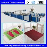 SPVC Sprayed Coil Car & Floor Carpet Extrusion Line