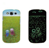 Light up PC Cell/Mobile Phone Cover/Cases for Samsung Galaxy S3