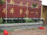 2.1 Metre High Galvanized Temporary Fencing