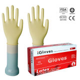 Malaysia Price Medical Grade Disposable Latex Examination Gloves
