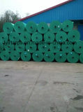 Green PE Tarpaulin Roll, Finished Tarpaulin Sheet with Grommets