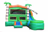 Jungle Inflatable Bouncy Castle on Sale