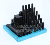 Large Deluxe Steel High Hardness 58PCS Clamping Kit