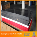 Black Color Extruded Acrylic Sheet/PMMA Perspex Acrylic Sheet