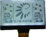 Custom 128X64 Graphic Serial LCD Module for Sale