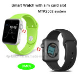 Android Touch Screen Bluetooth Smart Watch with SIM Card-Slot DM09