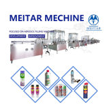 Factory Direct Sale Automatic Aerosol Spray Can Filling Machine