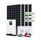 Easy Install and Best Sell 15kw off Grid Solar Panel Wholesale Price