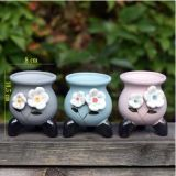 Wholesale Ceramic Mini Indoor Flower Garden Plant Pots