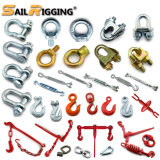 Qingdao Rigging Products Factory Forged Steel Marine Hardware for Sale
