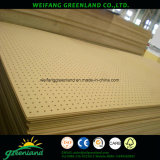Diffirent Colours Melamine MDF Hole Board