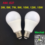 A60 E27 3W LED Bulbs