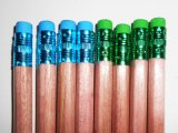 Cork Wood Pencil with Eraser Hb Pencil Natural Wood Pencil