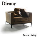 Divany Hot Sale European Style New Design Fabric Sofa