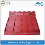 Custom Rigid Corrugated Paper Cardboard Display Box with Division
