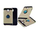 Standing Card Holder Hybrid Mobile Accessories Phone Case-Gold