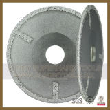 180mm Laser Diamond Blade Cutting Disc for Granite (SY-DSB-009)