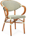 Garden Rattan/Wicker Leisure Chairs with Bamboo Looking High Quality