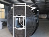 Through-The-Weave Extruded Frac Hose