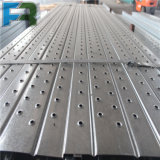 Fengrun Q235 Galvanized Scaffolding Steel Plank for Construction