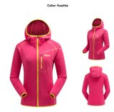 Ladies Warmer Popular Polar Fleece Hoodie