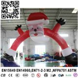 Newest Advertising Inflatable Christmas Decoration Toys for Party