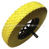 Factory Wheel Barrow Solid PU Foam Wheel