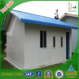 Ready Made Light Steel Structure 3 Bedrooms Prefabricated House for Living