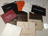 Paper Shopping Bags Wholesale with Competitive Price