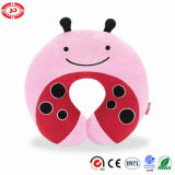 Ladybug Cute Baby Safe Grade Custom Plush Neck Pillow