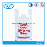 HDPE Plastic T-Shirt Shopping Hand Bag