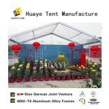Outdoor Transparent Plants Show Tent for Large Exhibition Events