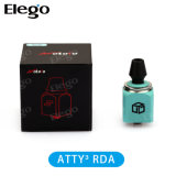 Wotofo Atty 3 Rda Rebuildable Dripping Atomizer