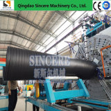 Thermoplastic HDPE Manholes Inspection Chambers Extrusion Line Quipment