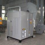 Fuel Feeding Integrated Indirect Heat Transfer Wood Pellet Burning Stove