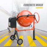 Electric Hand Operation Mini Concrete Mixer Machine Concrete Mixer