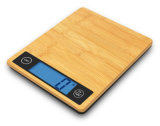 Green Kitchen Eco-Friendly Bamboo Electronic Food Scale/Kitchenware Digital Kitchen