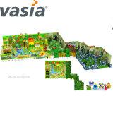 Large Sized Quality-Assured Little Kids Trampoline Park Indoor Playground