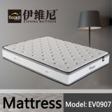 Wholesale Pocket Spring Bed Mattress for Hotel (EV0907)