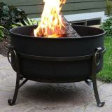 Extra Large Cauldron Fire Pit Wood Burning Fire Pit