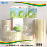 """Guangzhou Factory Stationery Price Transparent Tape 1"""" Core"""