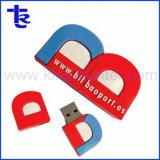 PVC Custom USB Flash Memory Stick USB Drive as Gift